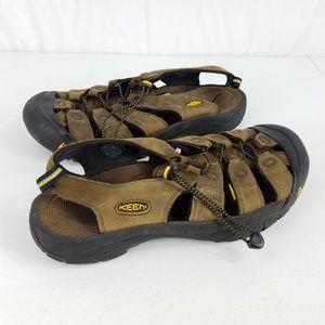 Keen Newport Bison Leather Sandals